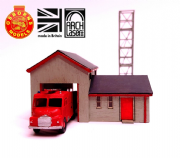 Arch Laser ALN0022 Country Fire Station